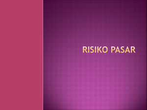 risiko pasar - WordPress.com