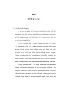 Potret Hukum Talak Dan Cerai Di Indonesia Dan Mesir