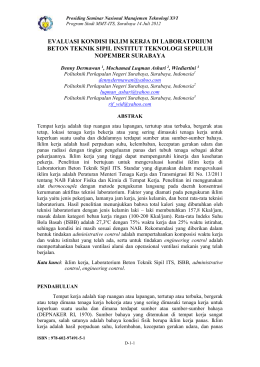 paper title for asian waterqual 2003 - MMT – ITS