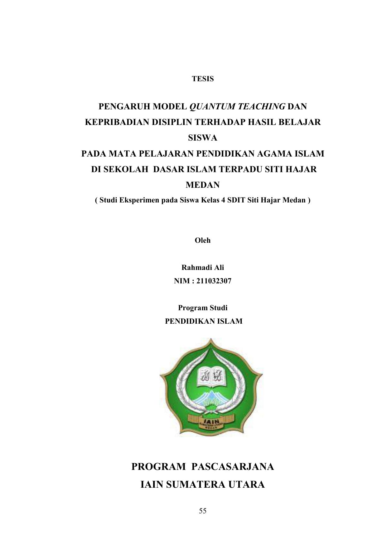 Tugas Makalah Semester Ii Repository Uin Sumatera Utara