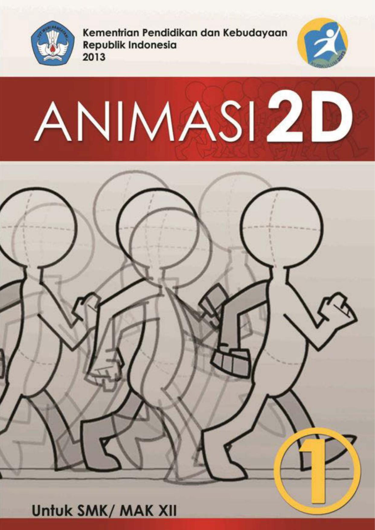 Bahan Gambar Hewan Buat Animasi 2d Teknik Animasi 2 Dimensi