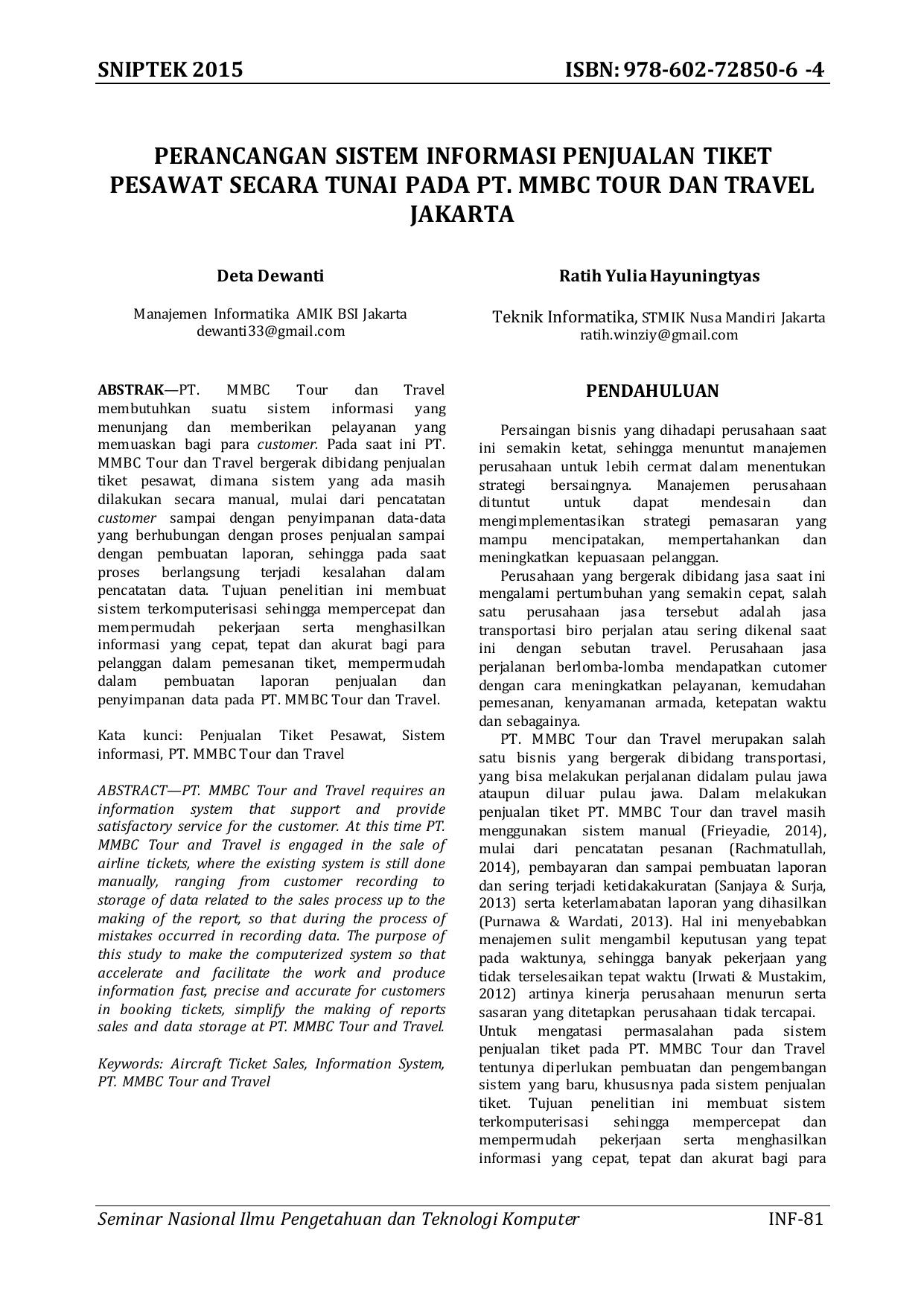 Perancangan sistem informasi penjualan tiket pesawat secara tunai ccuart Image collections