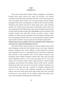 Makalah Kerjasama Indonesia Dengan Cina Dalam