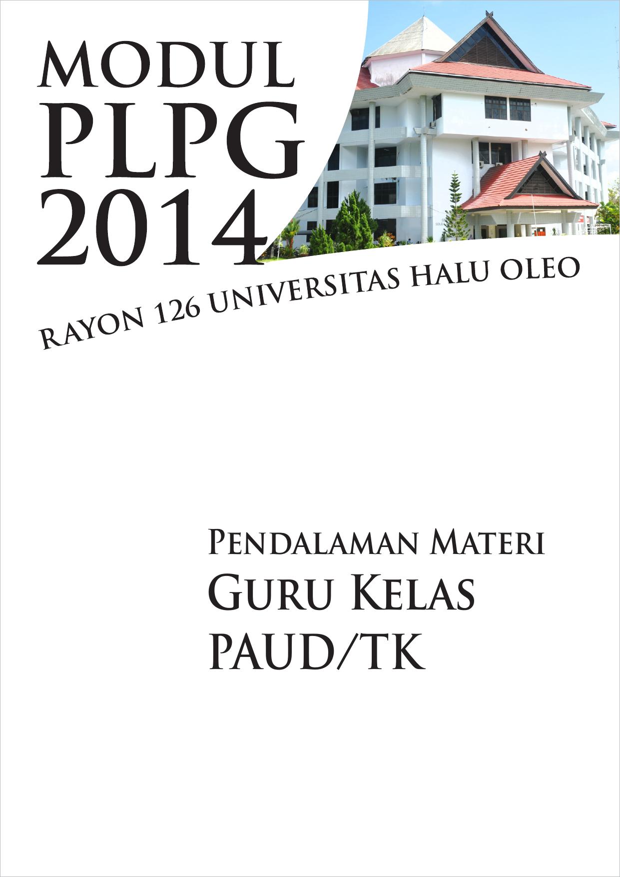 Guru Kelas Paud Tk Psg126