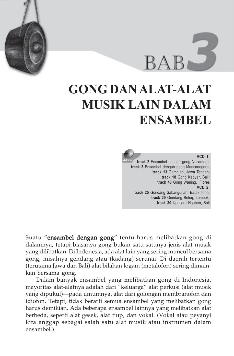 52+ Gambar Alat Musik Gong Waning Paling Bagus