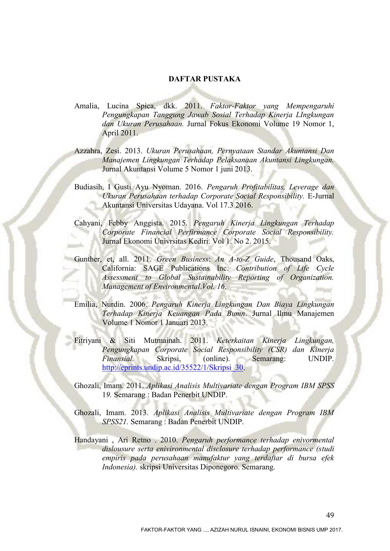 Halaman Pernyataan Persetujuan Publikasi Skripsi Untuk