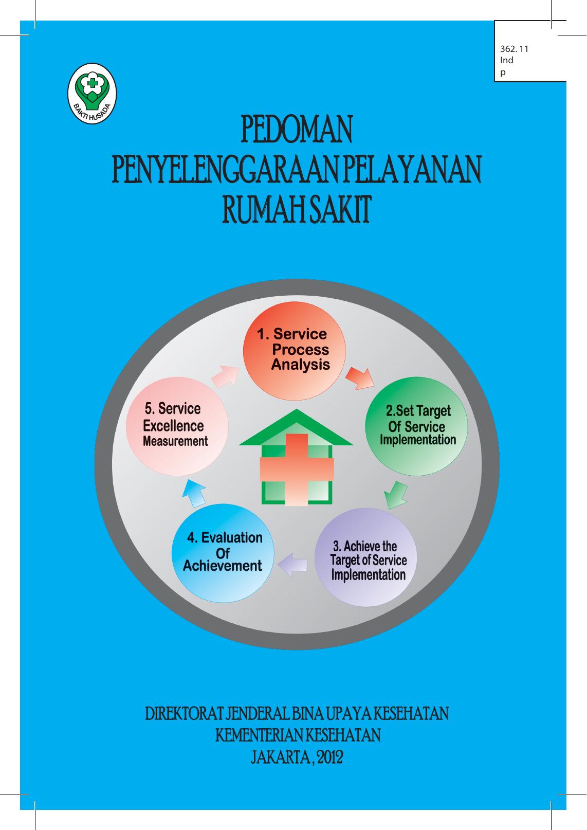 Pedoman Penyelenggaraan Pelayanan Rs 2012 Produk Ukm Bumn Baterai Abc Alkaline Aa