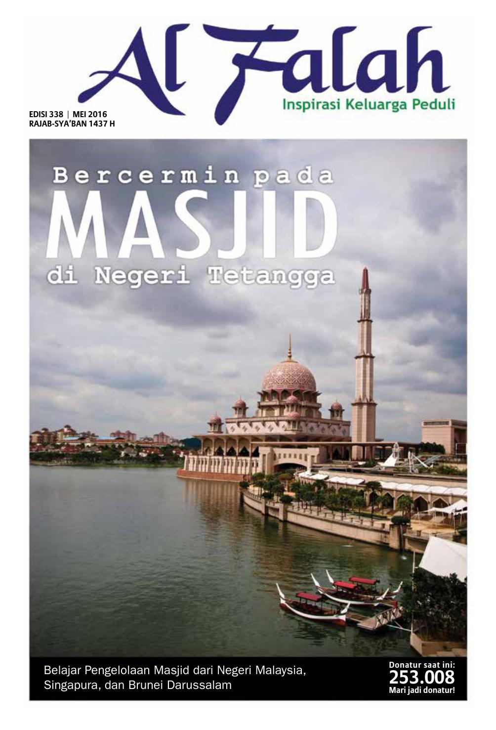 Belajar Pengelolaan Masjid dari Negeri Malaysia, Singapura, dan