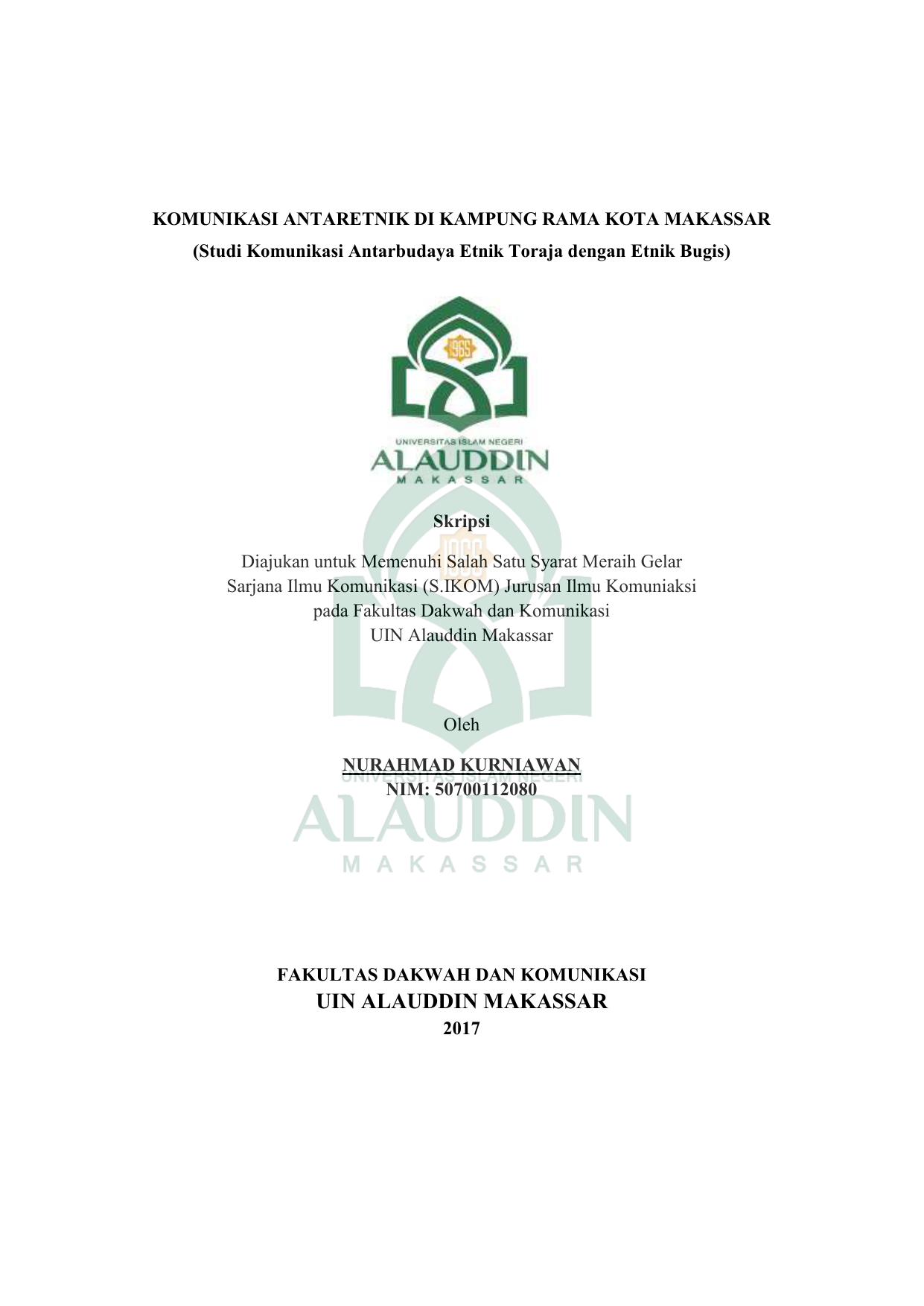 A Eka Fitrianti Hasan Uin Alauddin Makassar 2017