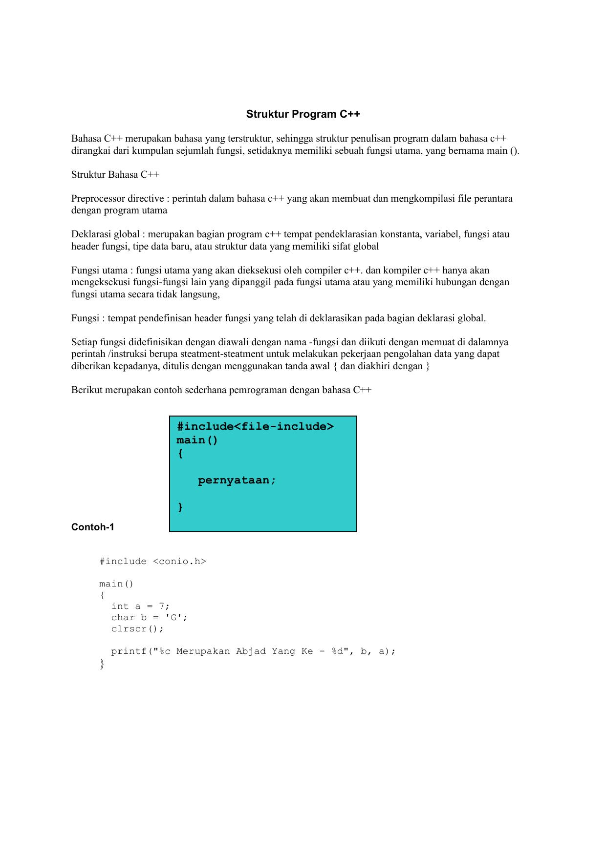 000686150 1 91e48f0070a5d80449dc927024e587bf - Jenis Fungsi Dalam C