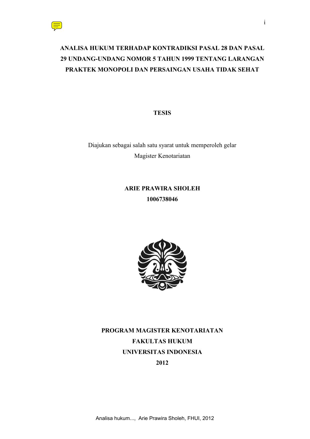 I Analisa Hukum Terhadap Kontradiksi Pasal 28 Dan Voucher Carrefour Rp 15000000