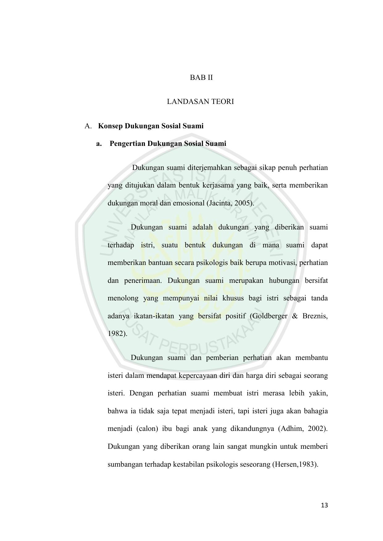 KONSEP DUKUNGAN SOSIAL PDF DOWNLOAD