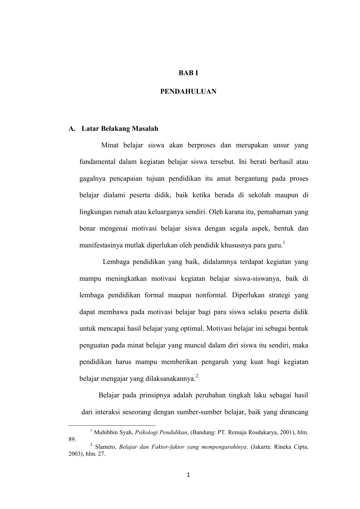 Contoh Proposal Penelitian Kuantitatif Pendidikan Agama Islam Pdf