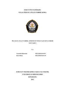 76executive summary - Eprints undip
