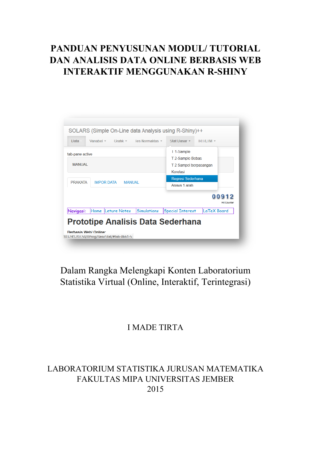 Unduh Panduan HTML,LaTeX, MathJax