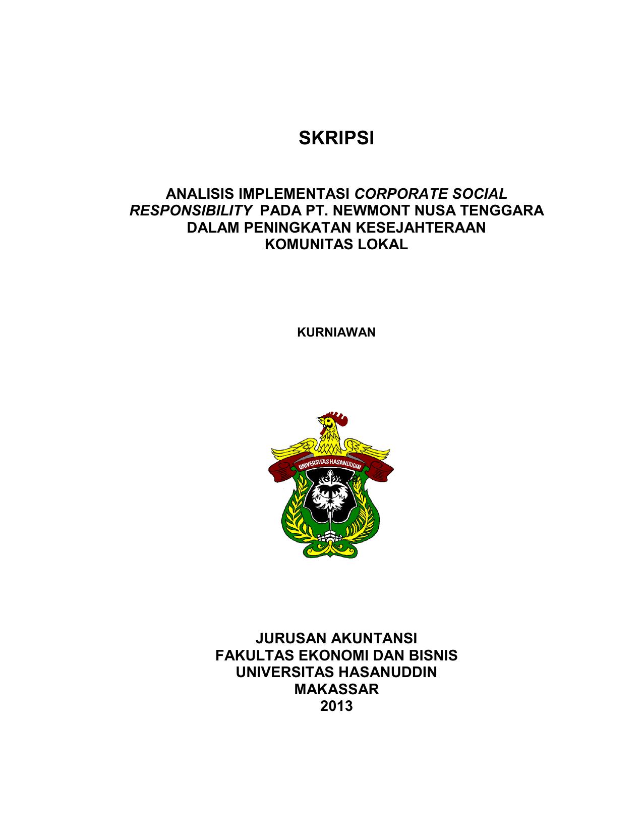 Skripsi Unhas Repository System