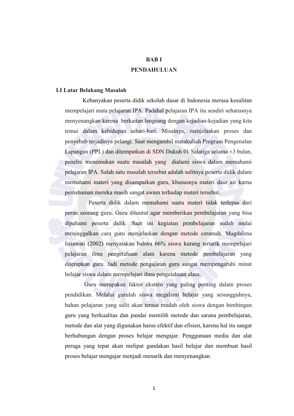 Penggunaan Media Pembelajaran Powerpoint Interaktif Untuk