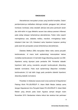 ABSTRAK PENGARUH KONSUMSI PISANG AMBON (Musa ...