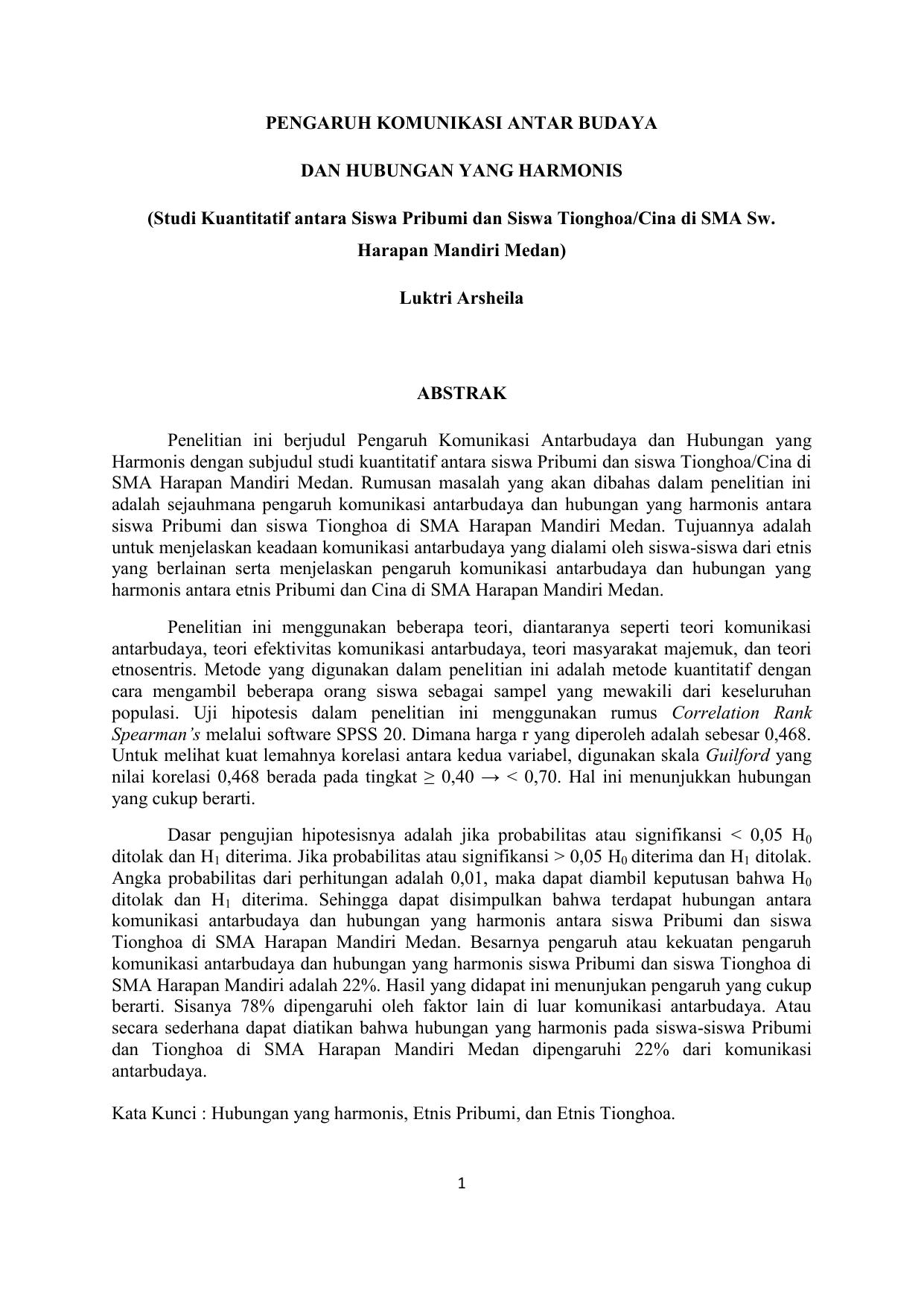 Doc Contoh Proposal Penelitian Kualitatif Budaya Komunikasi Masyarakat Madura Studi Pada Komunitas Madura Di Desa Karang Geger Kecamatan Pajarakan Hadi Nata Academia Edu