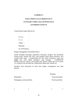 Contoh Surat Balasan Penelitian Skripsi Doc Suratmenyuratnet
