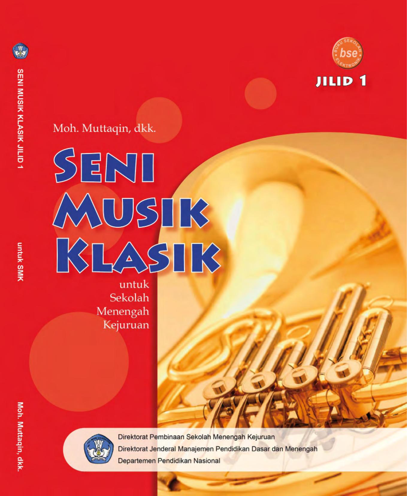 Seni Musik Klasik Jilid 1 Smk E Learning Sekolah Menengah