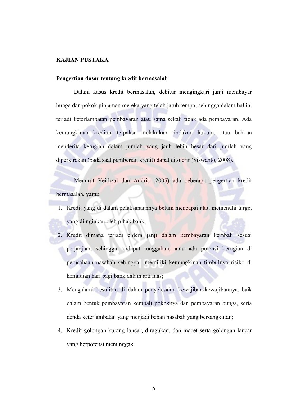Penyisihan penghapusan aktiva produktif pdf995
