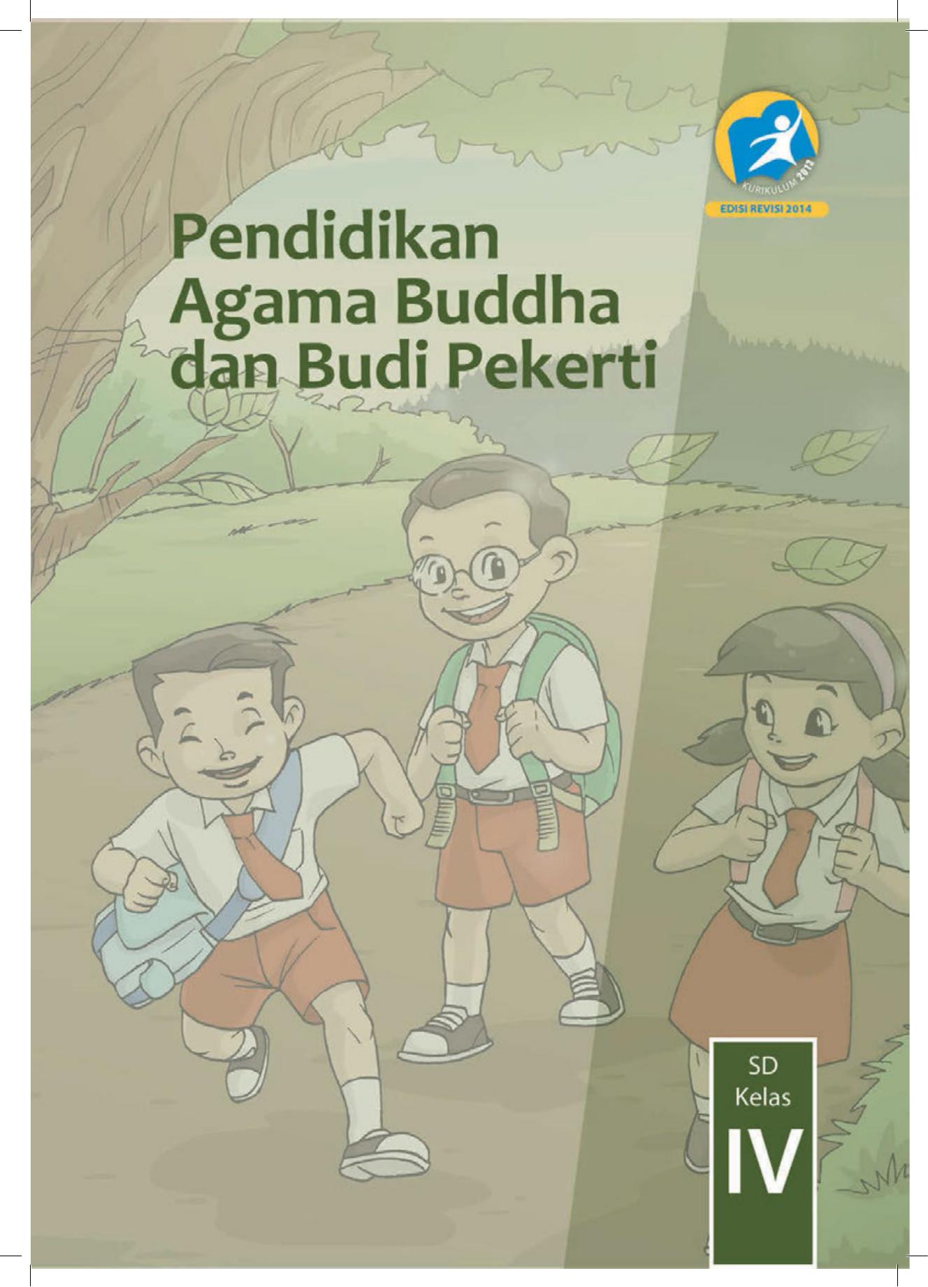 Kelas 04 SD Pendidikan Agama Buddha Dan