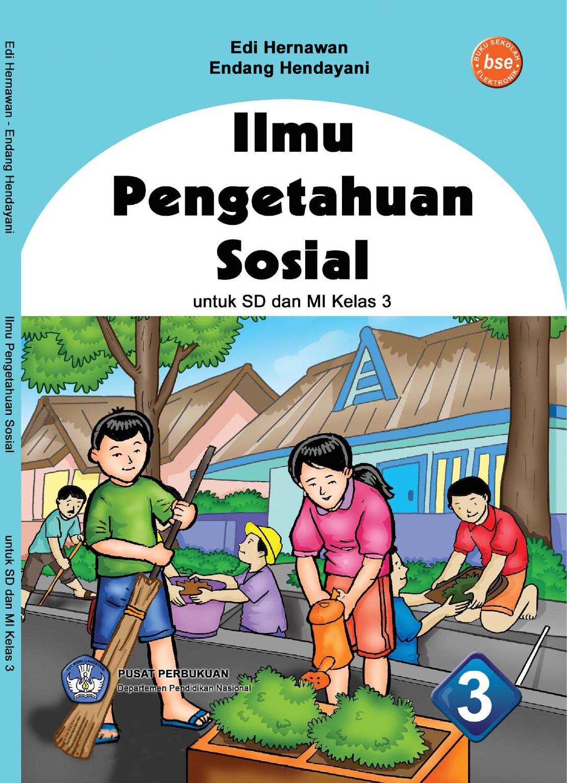 Ilmu Pen Ahuan Sosial 3 Kelas 3 Edi