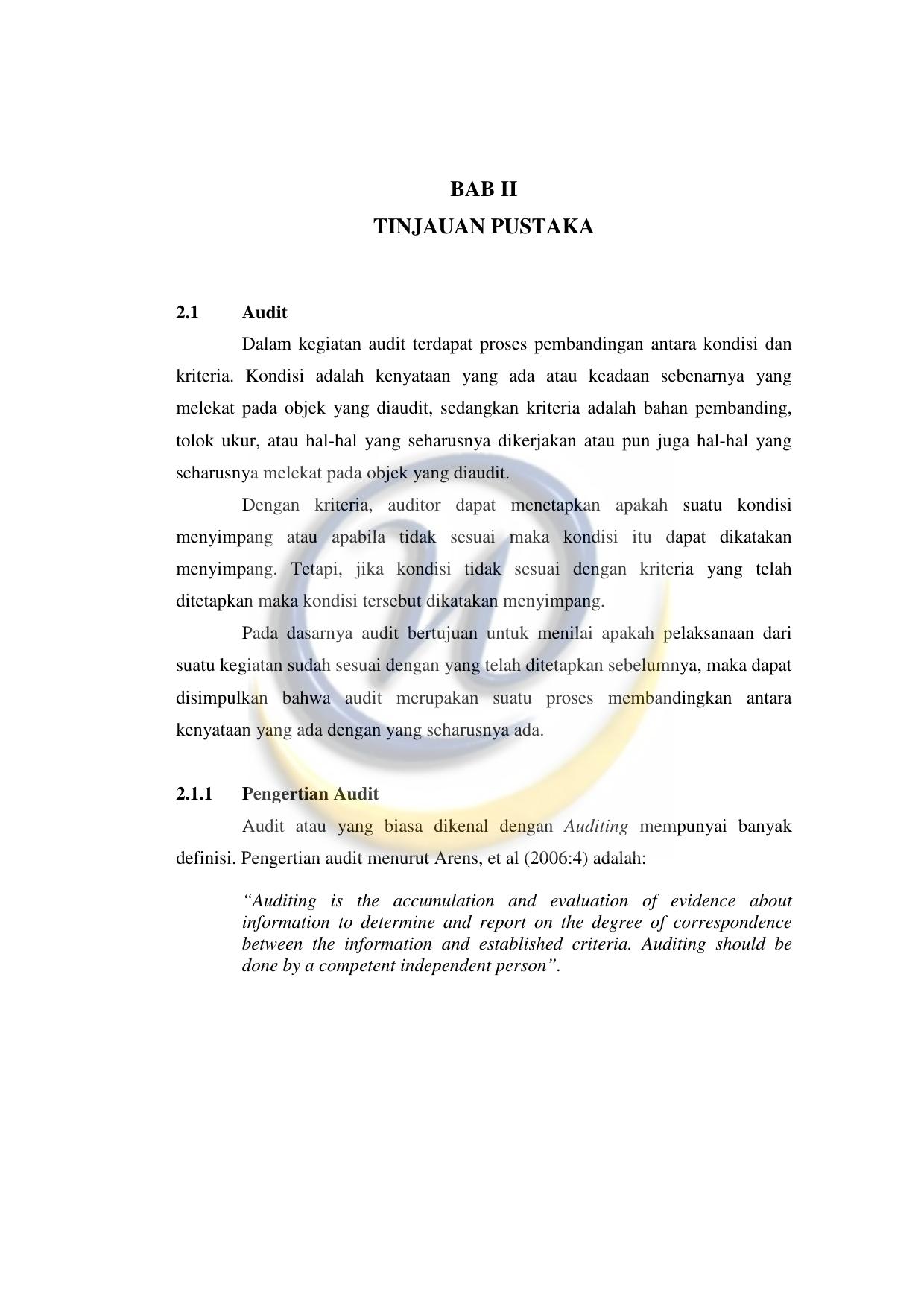 Bab 2 Widyatama Repository