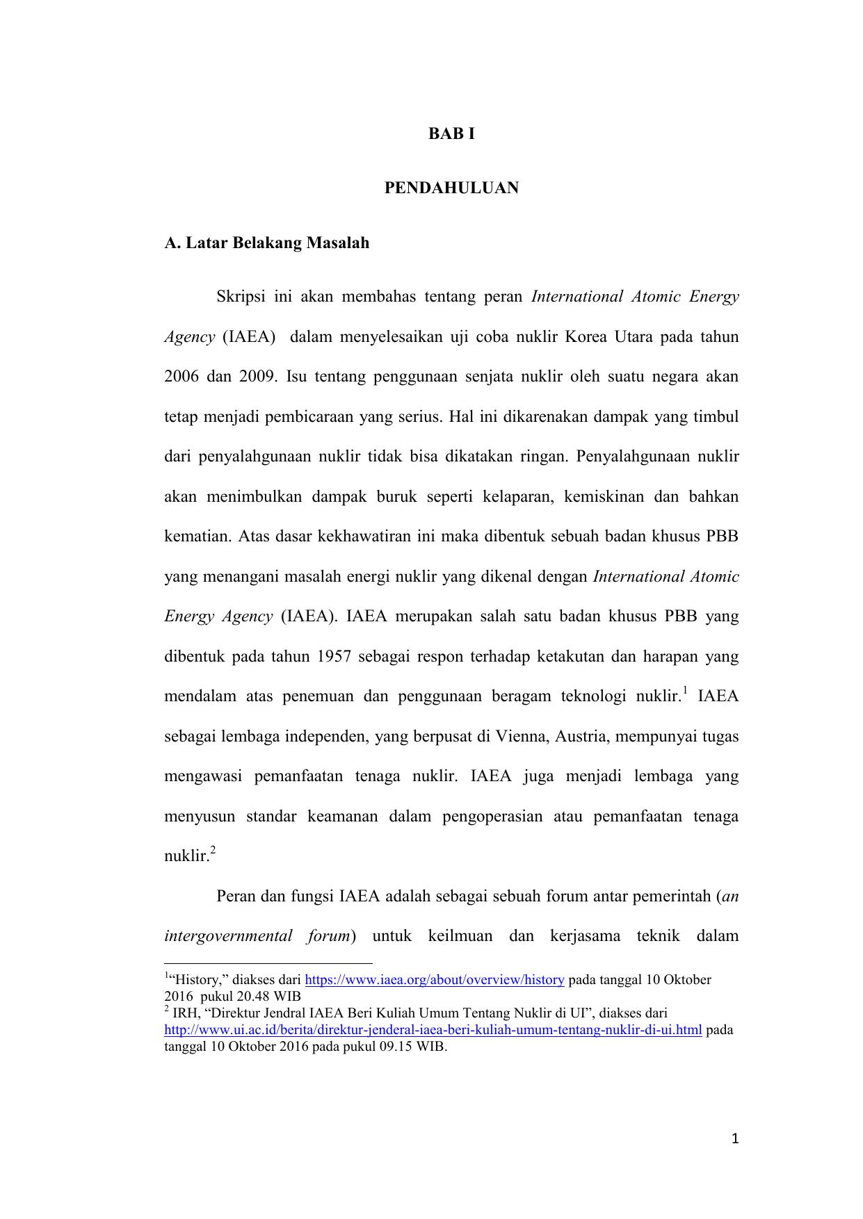 Bab 1 Pendahuluan Skripsi Manajemen Sdm