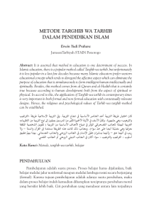 JURNAL CENDEKIA VOL 13 NO 1 2015 ok.indd