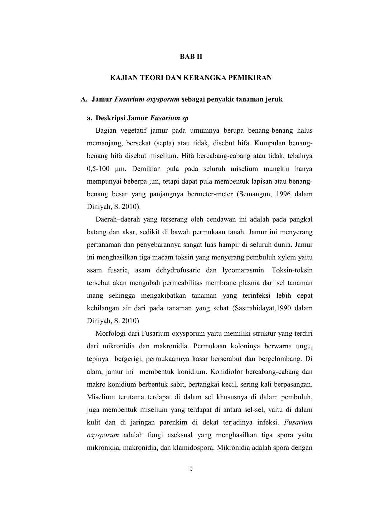 Contoh Kerangka Pemikiran Proposal Skripsi - Pejuang Skripsi