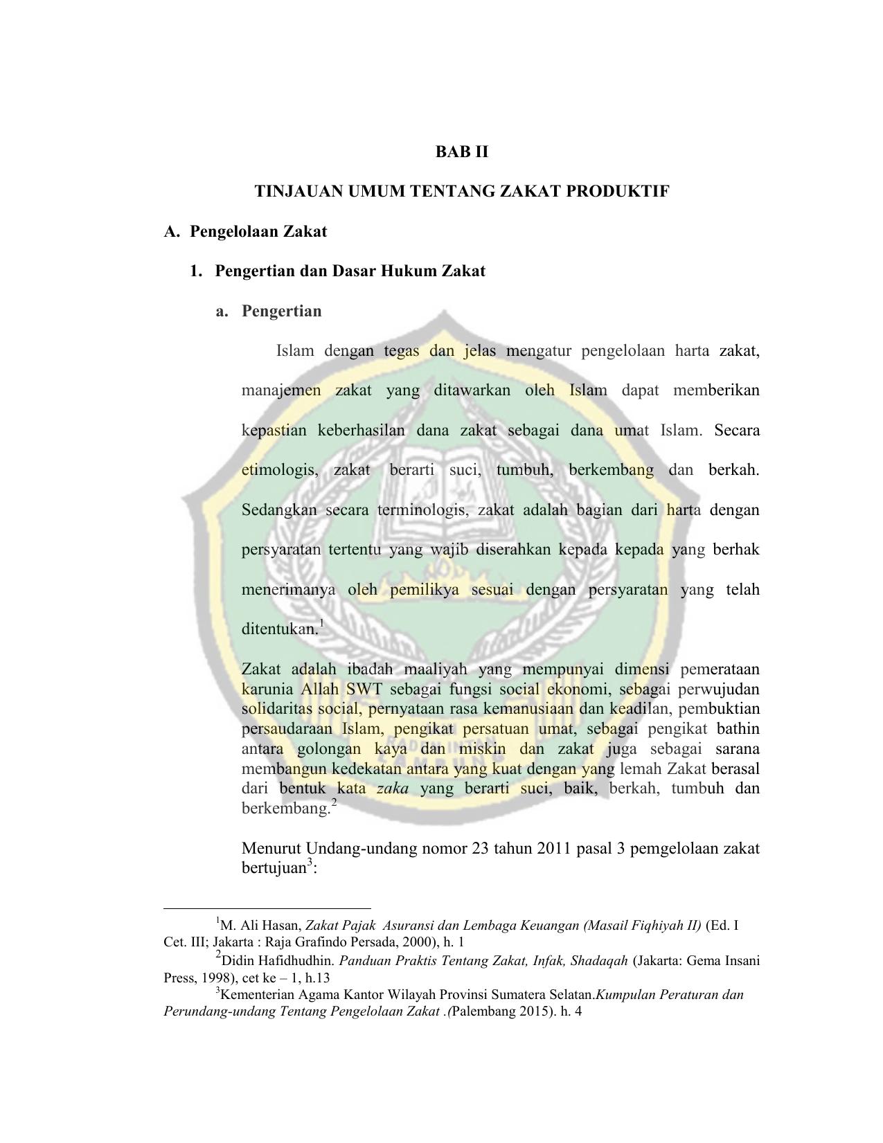 Bab Iii Raden Intan Repository