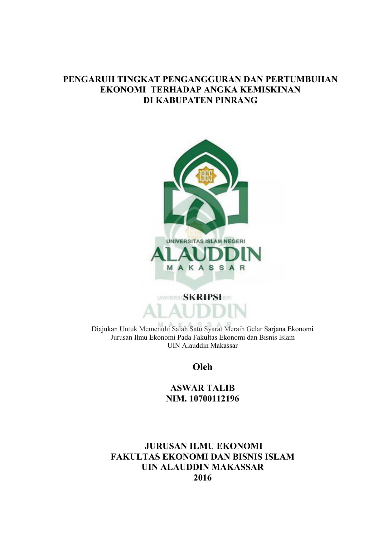 Repositori Uin Alauddin Makassar