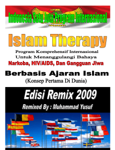 ebook islam therapy edisi remix 2009