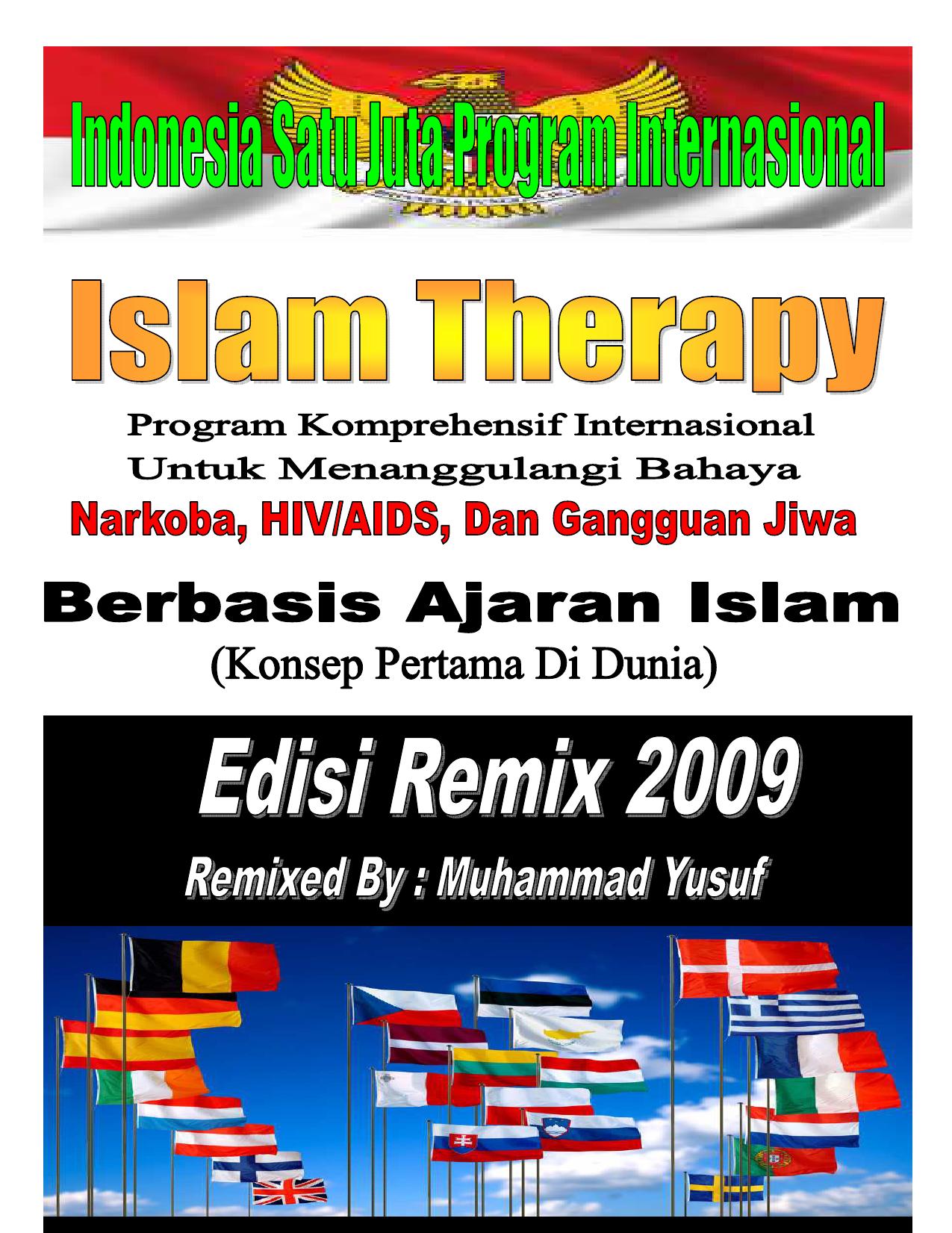 Ebook Islam Therapy Edisi Remix 2009
