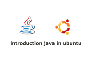 introduction java in ubuntu