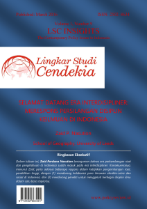 lsc insights - Indonesian Policy Review