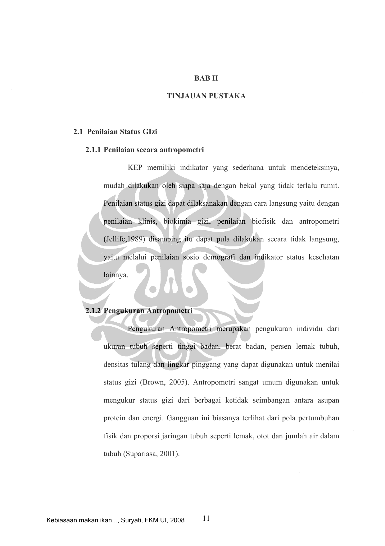 11 bab ii tinjauan pustaka 21 penilaian status gizi 211 ccuart Image collections
