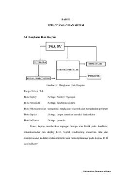 Alat ukur tinggi dan berat badan digital berbasis bab iii perancangan dan sistem 31 rangkaian blok diagram ccuart Choice Image