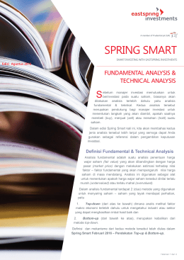 spring smart - Prudential Indonesia