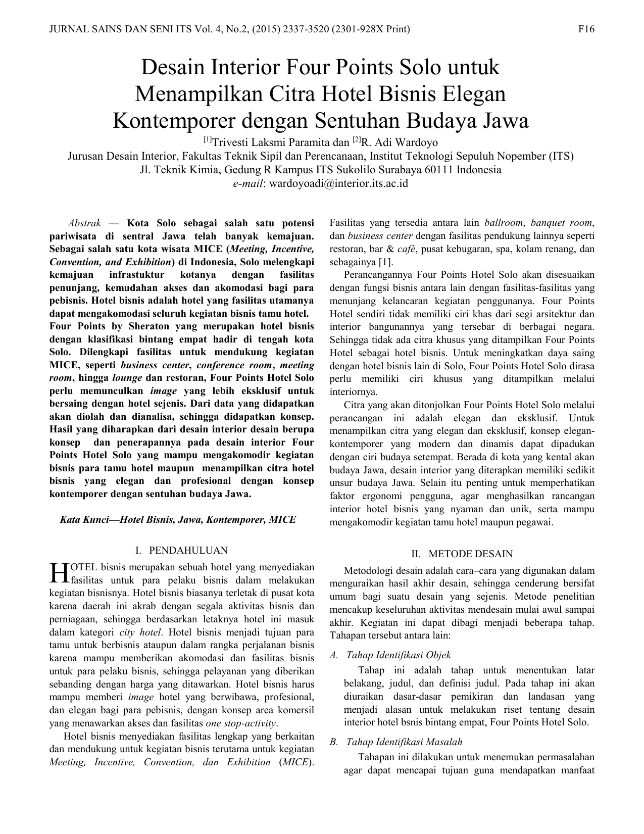 880 Koleksi Ide Jurnal Penelitian Desain Interior HD Unduh Gratis
