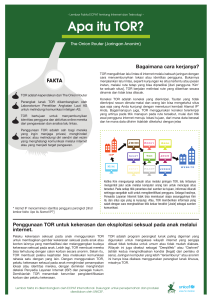 IT Factsheet - What is TOR_ID.indd