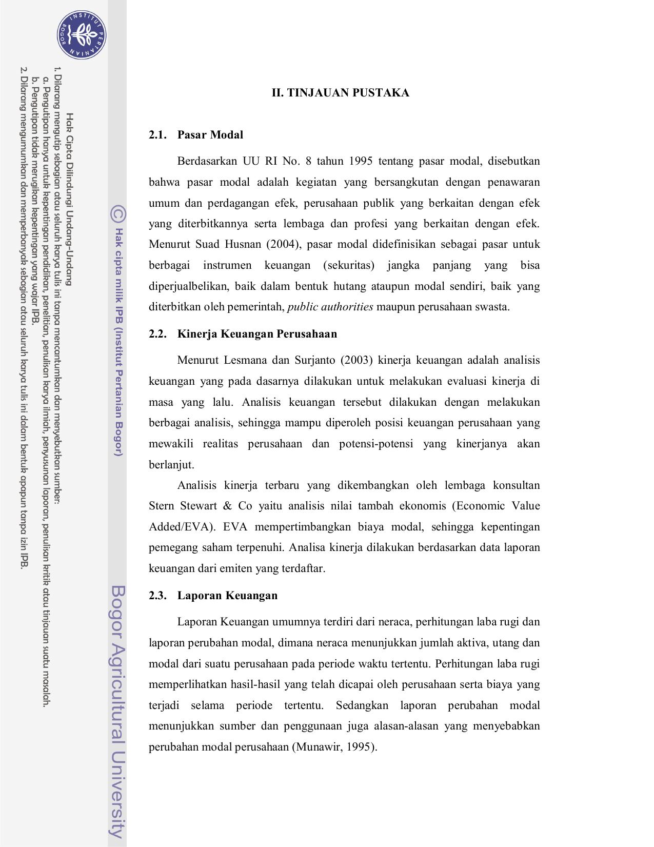 Analisis Kinerja Keuangan Pt Astra Agro Lestari