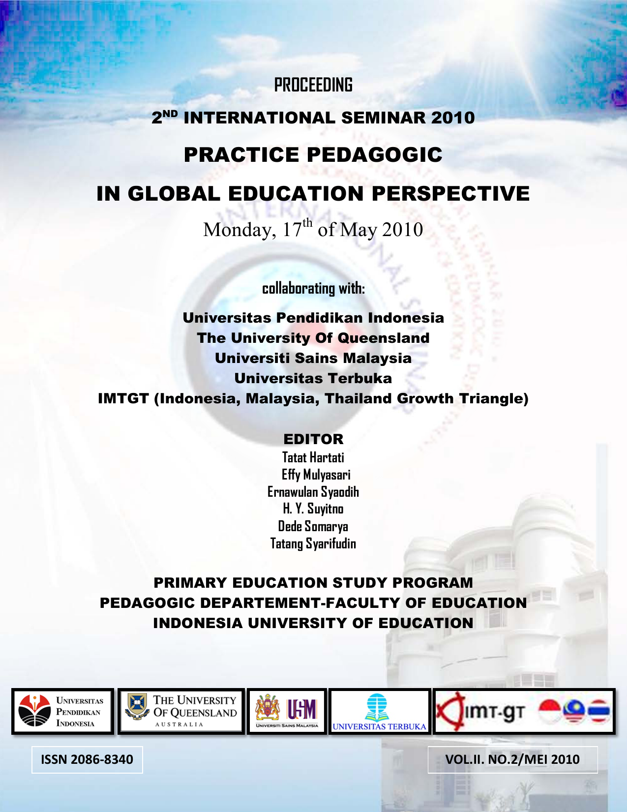 PRACTICE PEDAGOGIC IN GLOBAL EDUCATION PERSPECTIVE