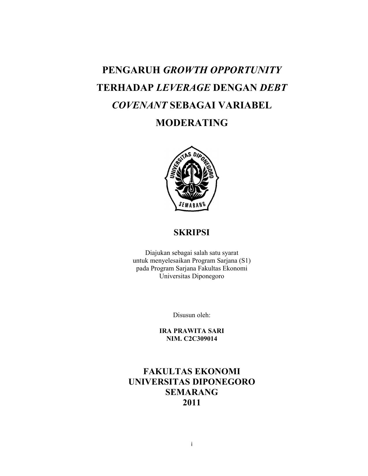 Skripsi Full Text Eprints Undip