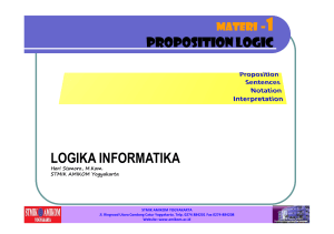 1 Logika Proposisional_1 [Compatibility Mode]