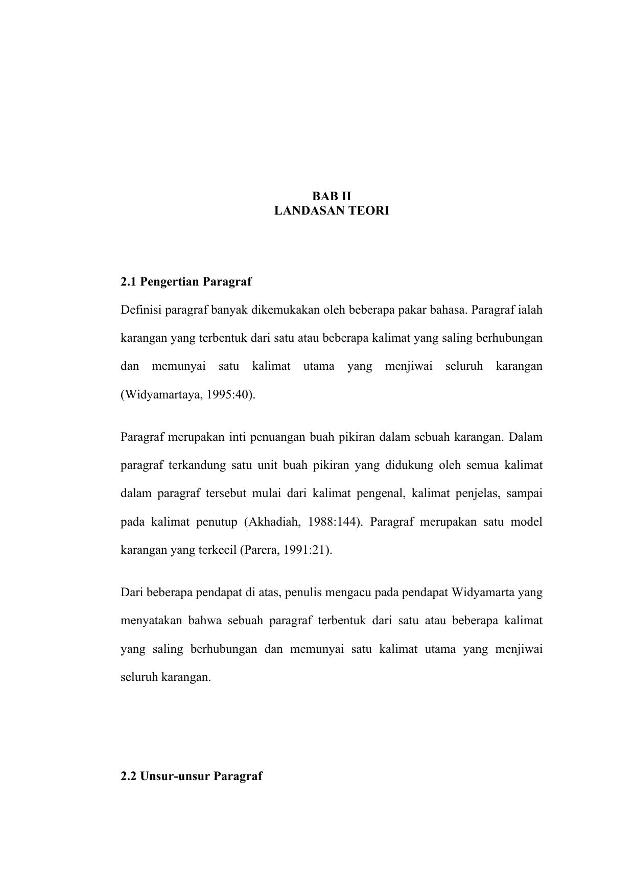Contoh Paragraf Deduktif Dan Induktif Dalam Bahasa Jawa Temukan Contoh
