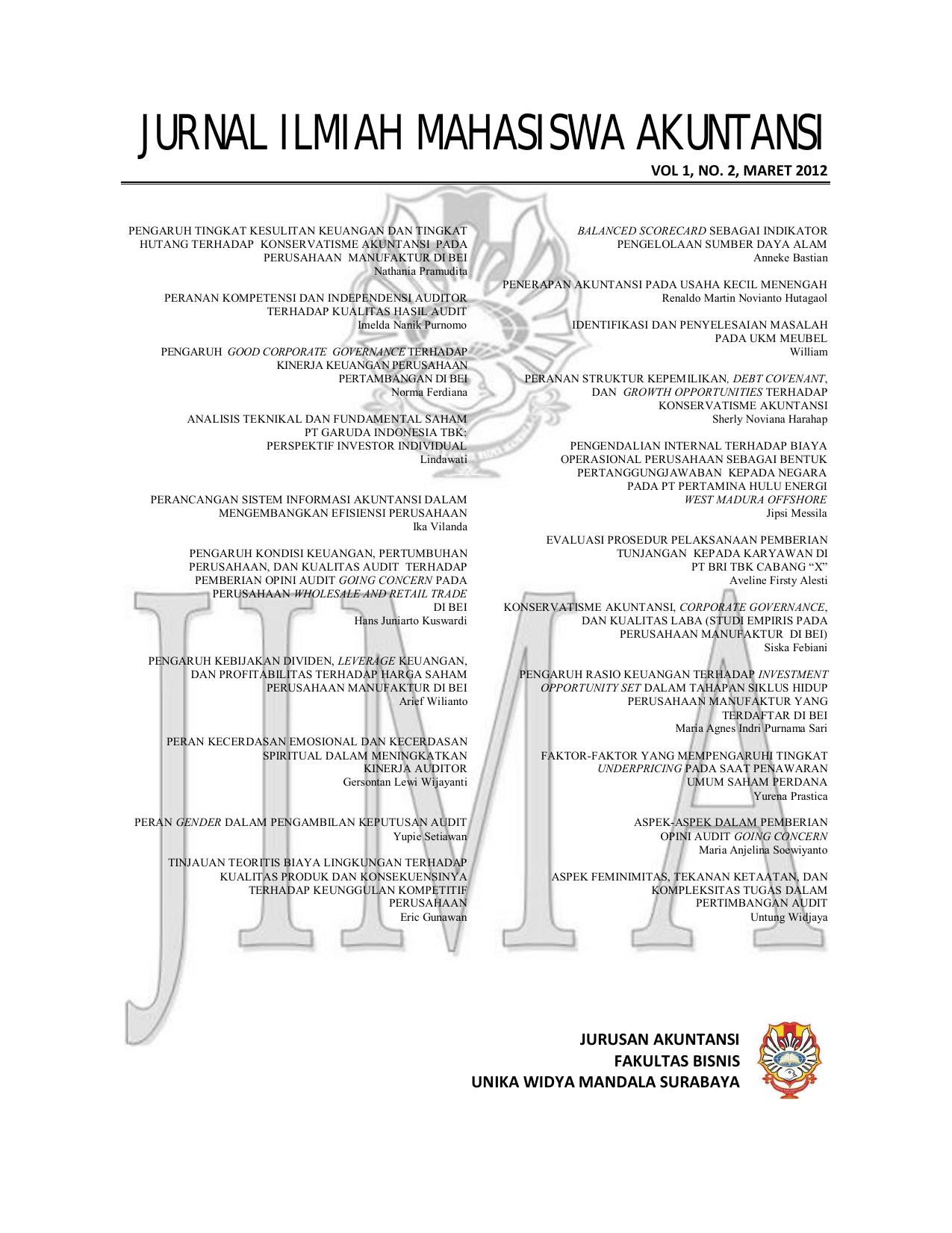 Jurnal ilmiah mahasiswa akuntansi 0011969761 553c92281b3208417ff39d7686153cebg ccuart Image collections