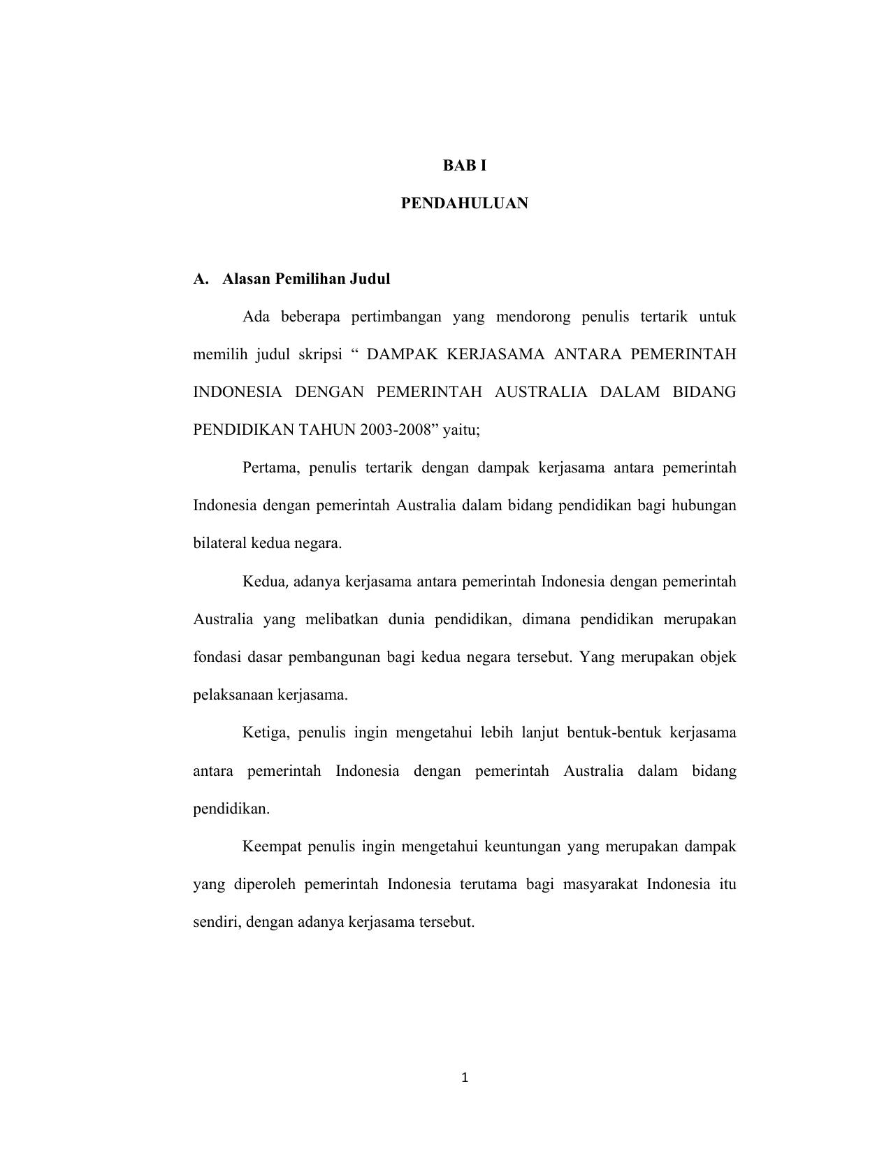 contoh judul skripsi ilmu ekonomi studi pembangunan